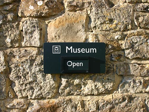 The Museum is open year round